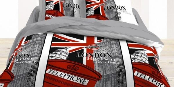 Trouvez une jolie housse de couette London