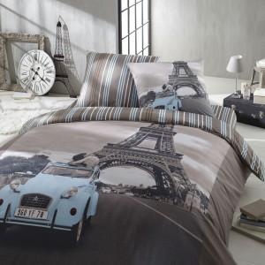 Envie d'une housse de couette Paris pour votre lit ?