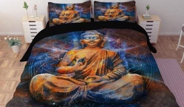 Tout savoir sur la housse de couette bouddha